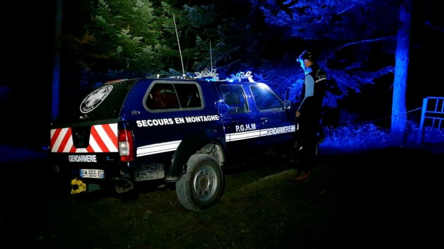 Alpes de Haute-Provence : un randonneur évacué de nuit