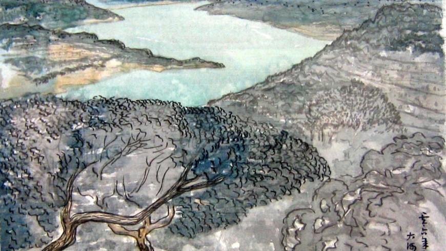 Alpes de Haute-Provence : « la Provence à l'encre de Chine » c'est le nom d'une exposition à Sisteron