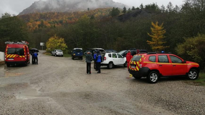 Alpes de Haute-Provence : (MAJ) l'homme recherché a été découvert mort