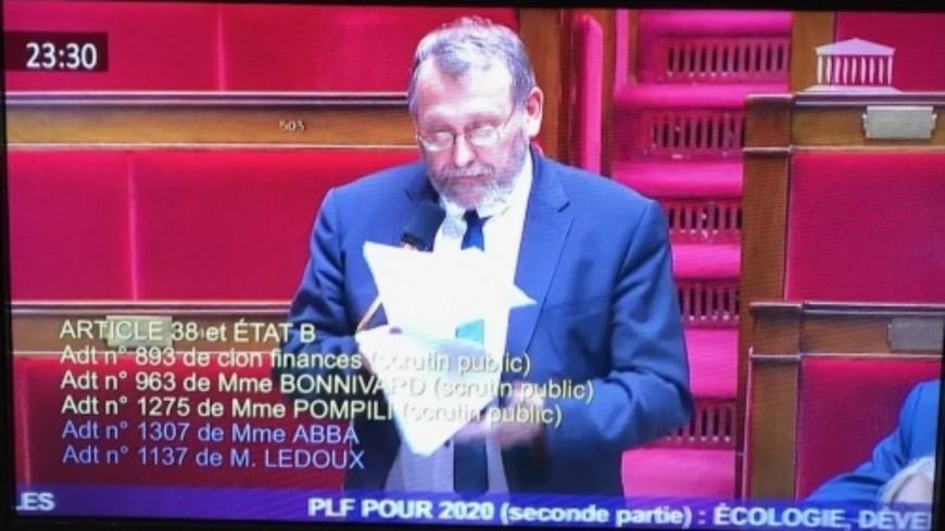 Hautes-Alpes : parcs nationaux, un demi-million d'euros débloqué