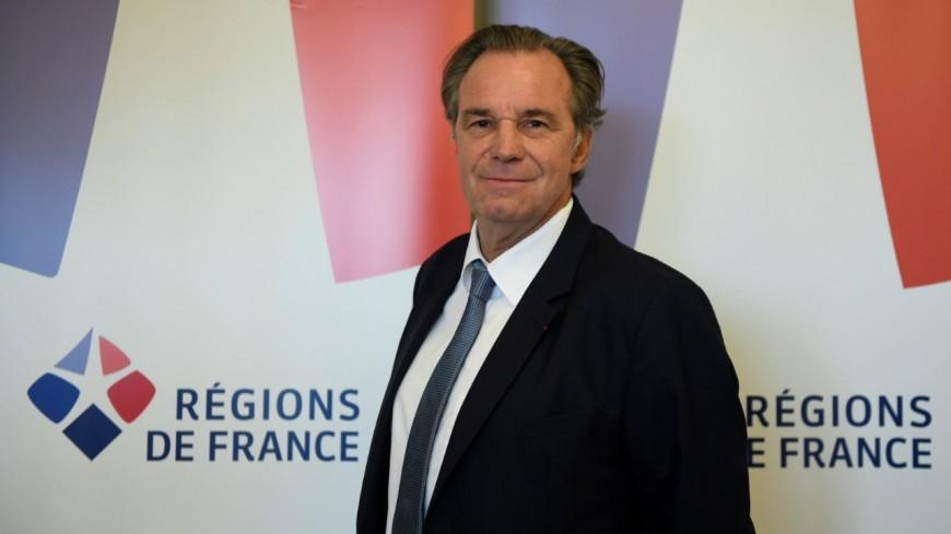 Région : Renaud Muselier élu Président de Régions de France