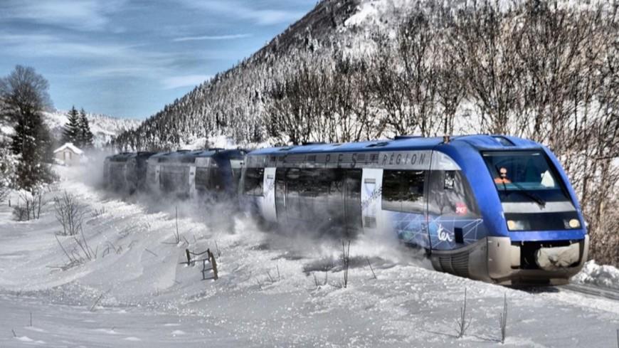 Hautes-Alpes : rassemblements en simultané pour défendre la ligne Grenoble-Gap
