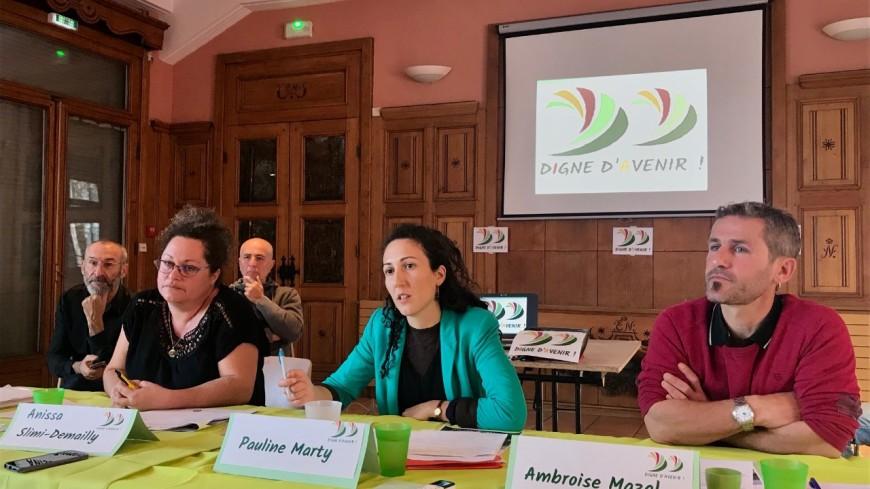 """Alpes de Haute-Provence : """"Digne d'avenir"""", pour tourner la politique vers le quotidien"""