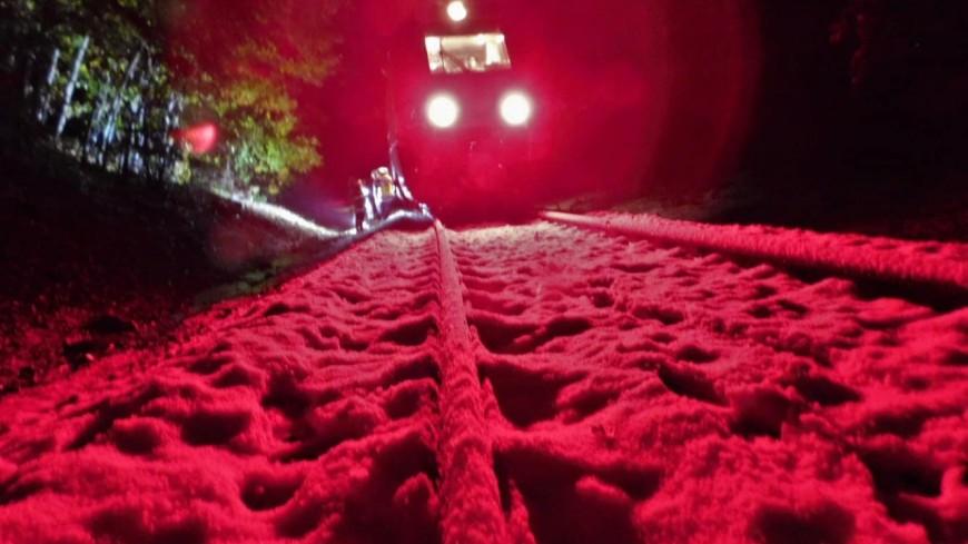 Alpes de Haute-Provence  : un train percute un arbre à Mison