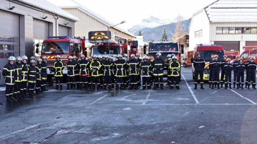 Alpes de Haute-Provence : une toute nouvelle caserne pour les pompiers de Barcelonnette