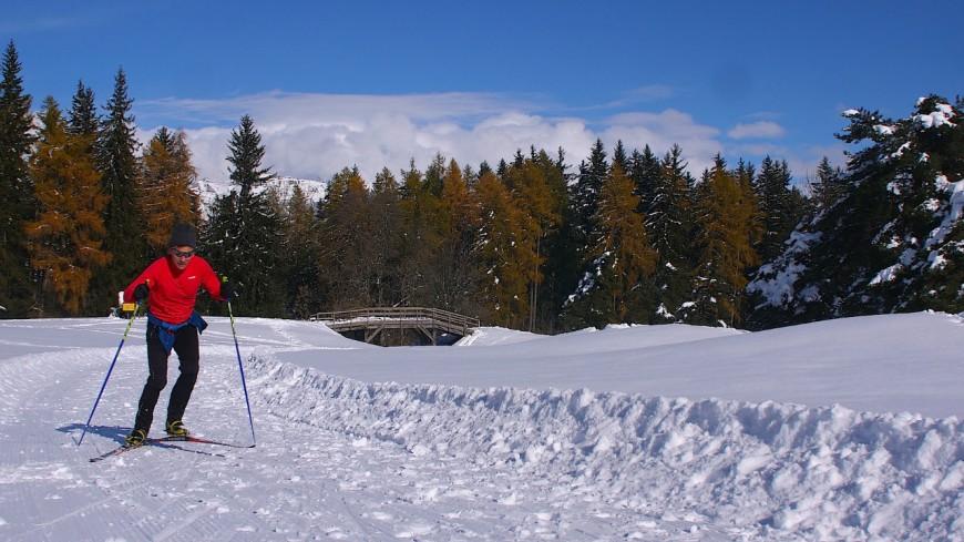 Hautes-Alpes : les fondeurs ont ouvert le bal ce weekend