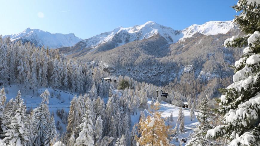 Hautes-Alpes : la station des Orres ouvrira les 7 et 8 décembre