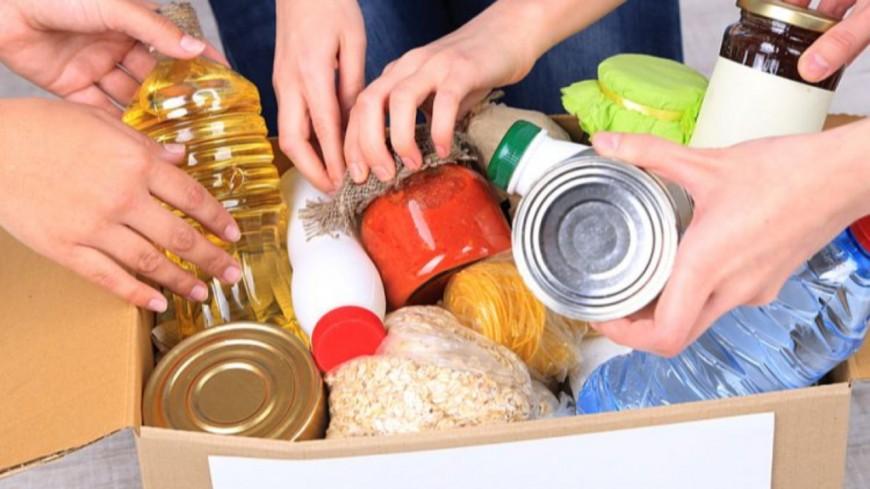 Hautes-Alpes : des dons alimentaires collectés à magasin E.Leclerc de Gap