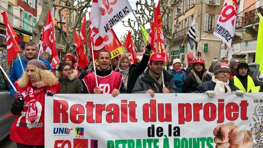 Alpes du Sud : réforme des retraites, quelle mobilisation ?