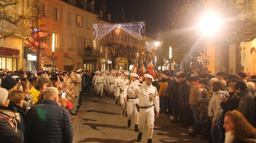 Hautes-Alpes : «Nos soldats sont de retour»