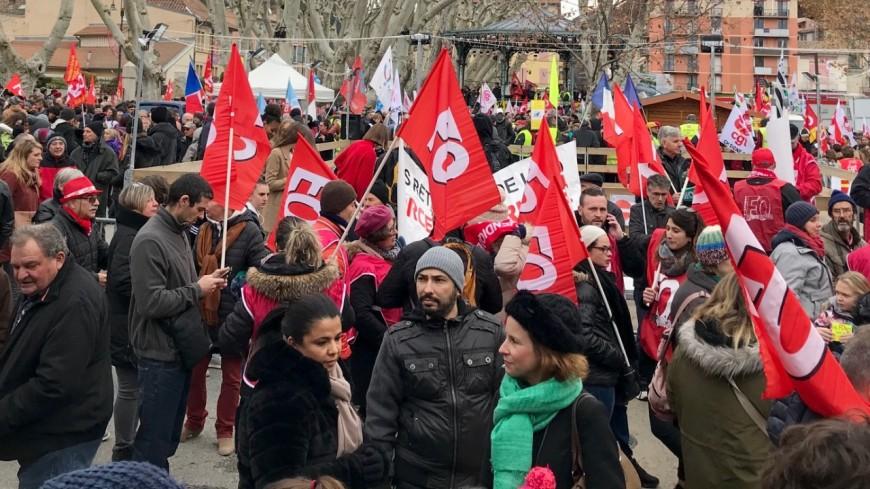 Alpes du Sud : nouvel appel à manifester ce mardi contre la réforme des retraites