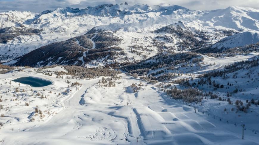 Hautes Alpes : un début de saison d'hiver prometteur
