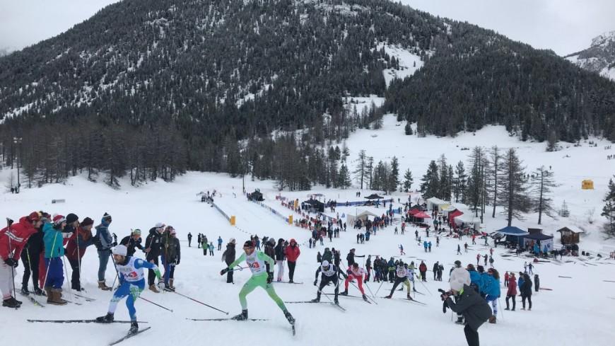 Hautes Alpes : les futurs stars du ski de fond français dans le Queyras ce weekend