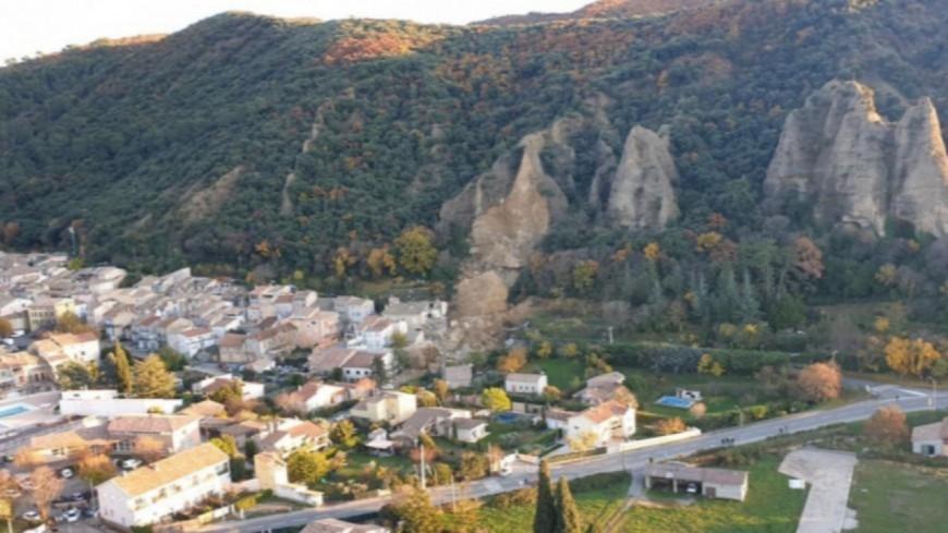 Alpes de Haute-Provence : les Mées, l'AMF lance un appel aux dons