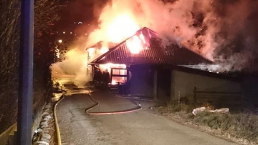 Hautes Alpes : départ de feu dans un restaurant d'altitude à Puy-Saint-Vincent