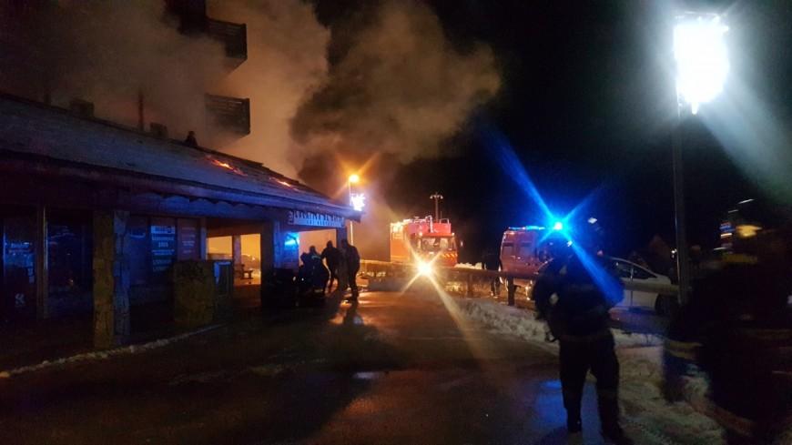 Hautes-Alpes : s'exercer face aux incendies dans les stations