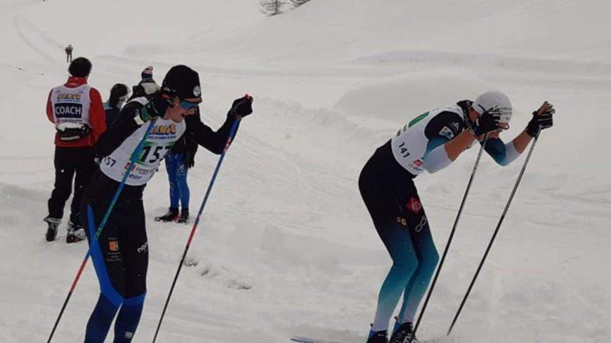 Hautes Alpes : les frères Goalabré en verve pour la première journée du SAMSE National Tour dans le Queyras !
