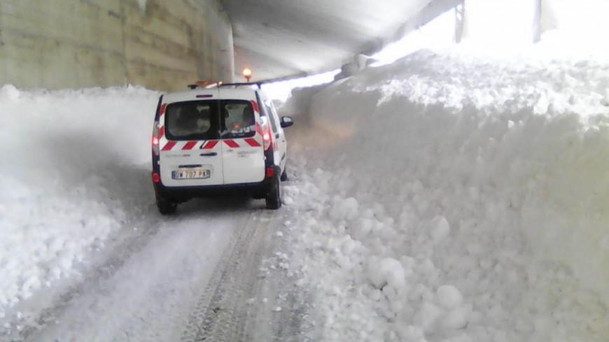 Hautes-Alpes : le col du Lautaret est rouvert à la circulation