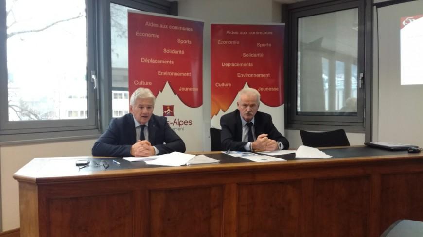 Hautes-Alpes : « le département n'aura plus d'autonomie financière », P. Ricou