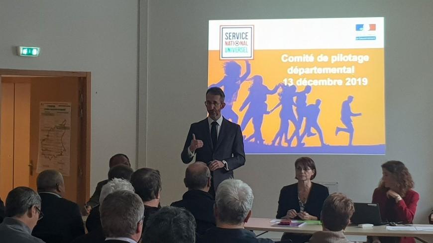 Alpes de Haute Provence : premier comité de pilotage pour le Service national universel