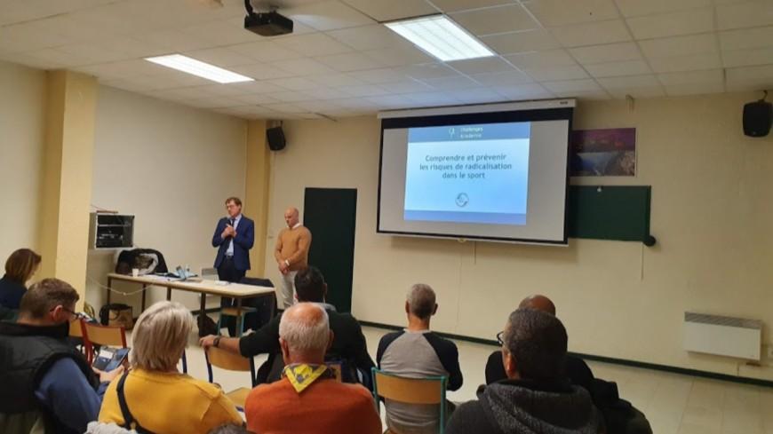 Alpes du Sud : une conférence sur les enjeux de la prévention de la radicalisation dans le sport
