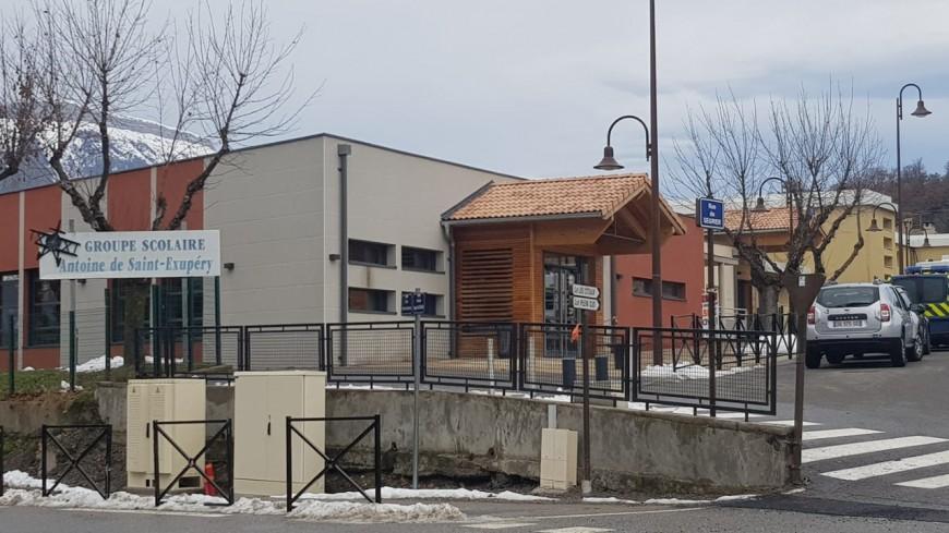 Hautes-Alpes : vandalisme à l'école de Tallard, quatre interpellés
