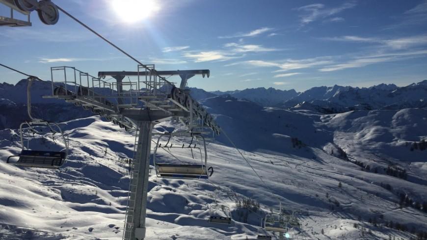 Hautes Alpes : Montgenèvre, la deuxième station la plus enneigée de France