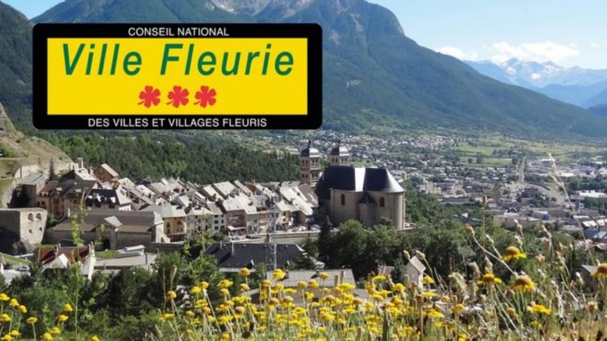 Hautes-Alpes : Briançon garde ses trois fleurs