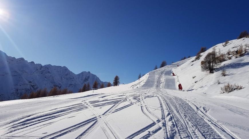 Hautes-Alpes : début de saison record dans les Écrins
