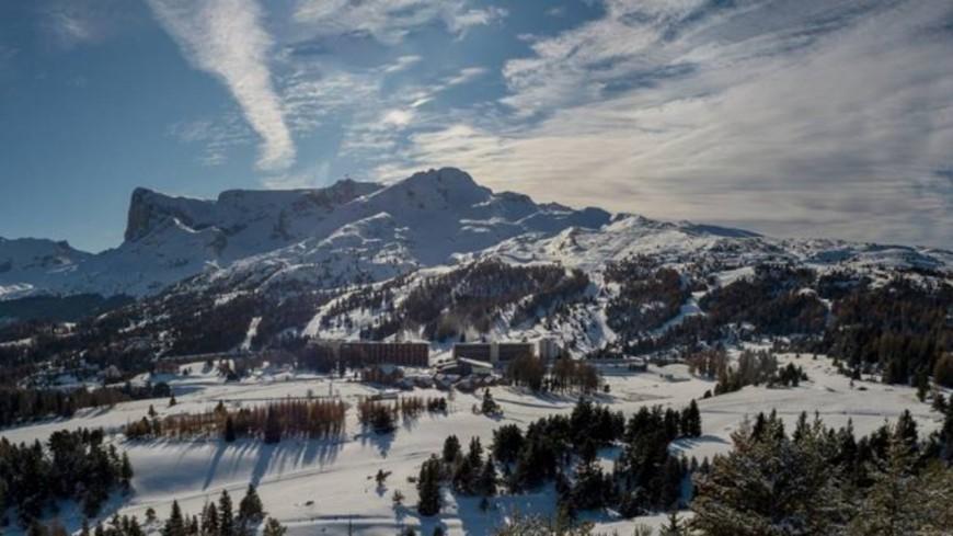 Hautes-Alpes : le Dévoluy a le sourire avec un bon début de saison