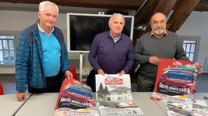 Alpes de Haute-Provence : le rallye Monte Carlo de retour dans le Dignois