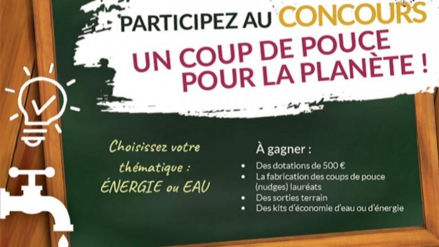 Alpes de Haute-Provence :  « un coup de pouce pour la planète »