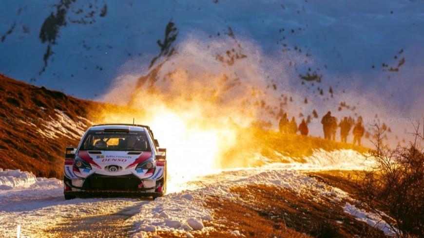 Alpes du Sud : Thierry Neuville atomise la course lors de la 2ème spéciale !