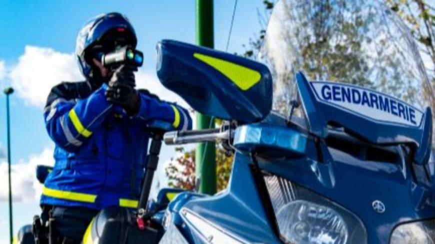 Alpes de Haute Provence : un fan de rallye flashé à 229 km/h à Sisteron