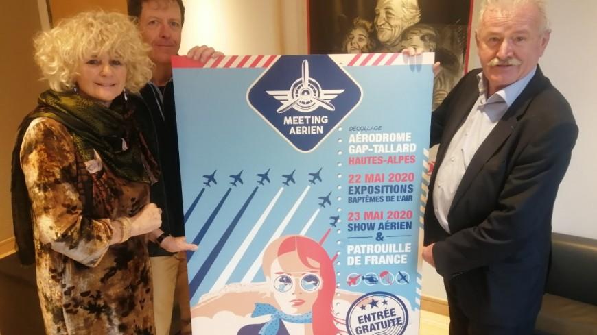 Hautes-Alpes : l'affiche du meeting aérien 2020 enfin dévoilée