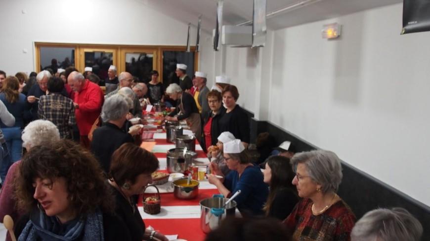 Hautes Alpes : un concours de soupe pour la bonne cause