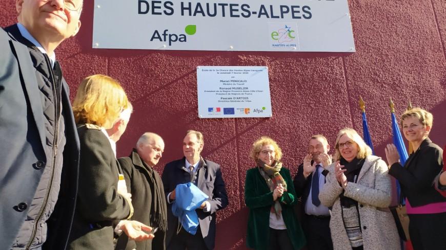 Hautes-Alpes : apprentissage, R. Muselier interpelle M. Pénicaud