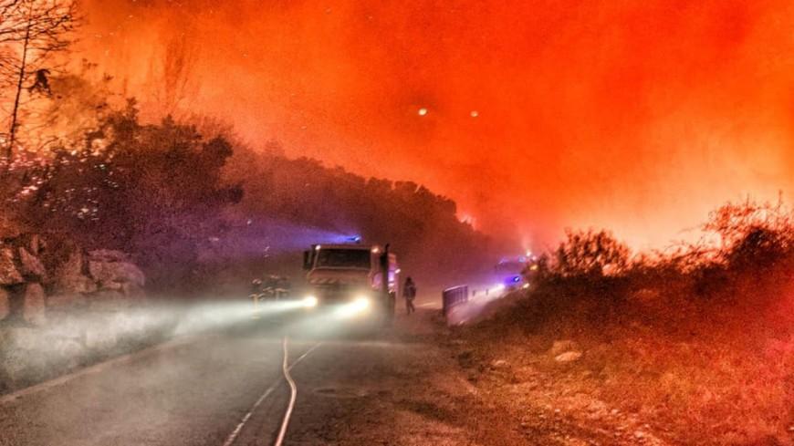 Alpes du Sud : les pompiers en renfort en Corse