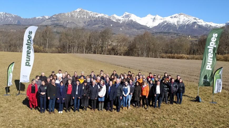 Hautes-Alpes : une trentaine de producteurs et près de 100 produits au Salon de l'Agriculture