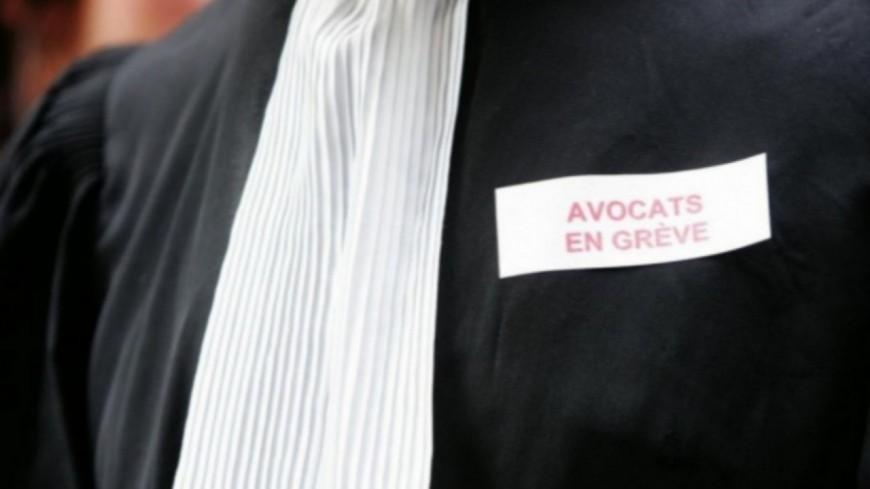 Hautes-Alpes : réforme des retraites, les avocats donnent leur sang !