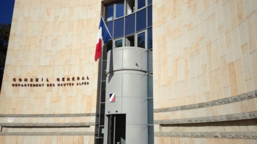 Hautes-Alpes : des tags découverts sur le Conseil Départemental