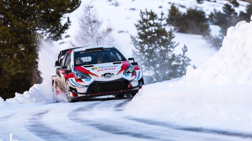 Hautes-Alpes : bon début de rallye de Suède pour S.Ogier