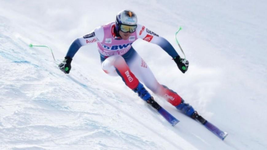 Hautes-Alpes : N. Allègre 18ème ce vendredi lors du Super G de Saalbach-Hinterglemm