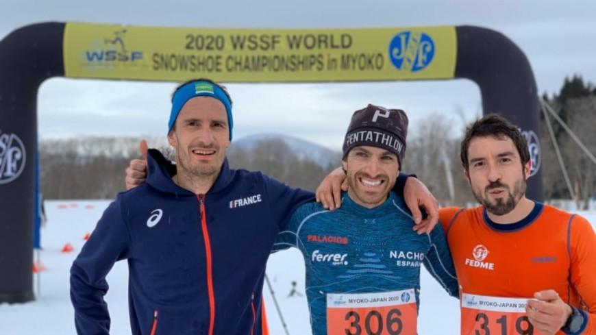 Hautes-Alpes :  Stéphane Ricard en bronze au Japon