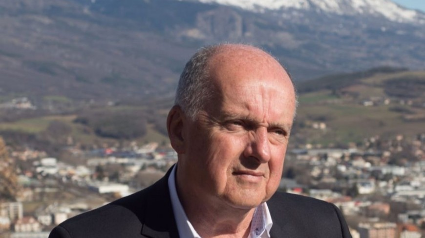 Hautes Alpes : Roger Didier brigue un nouveau mandat à la tête de la mairie de Gap