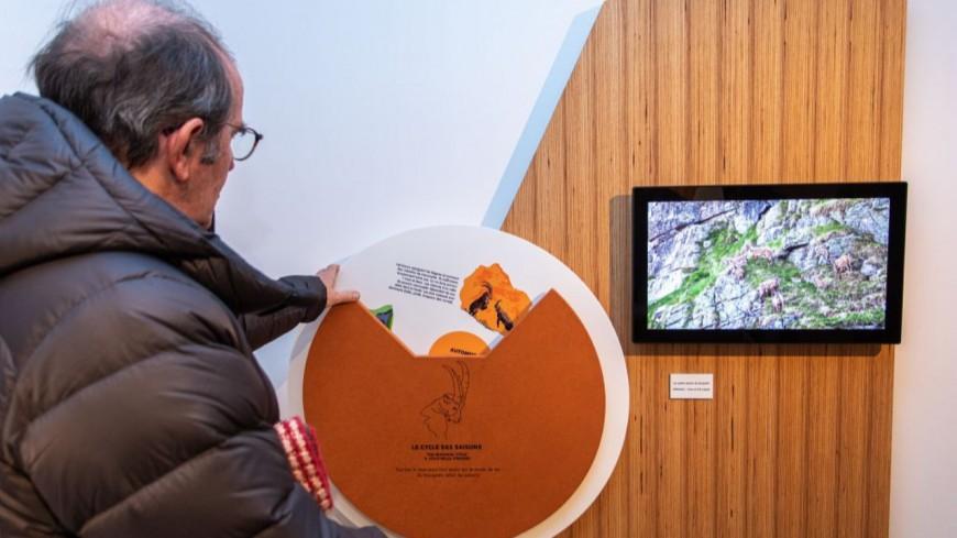 Hautes-Alpes : une toute nouvelle scénographie à la Maison du Parc de Briançon