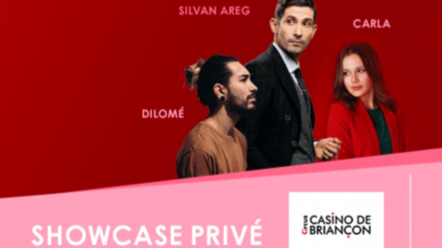 Hautes-Alpes : concert privé Alpes 1 au Circus Casino de Briançon