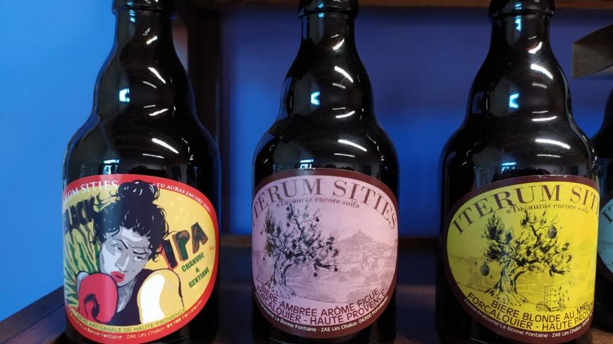 Alpes du Sud : les bières de Forcalquier au Concours Général Agricole