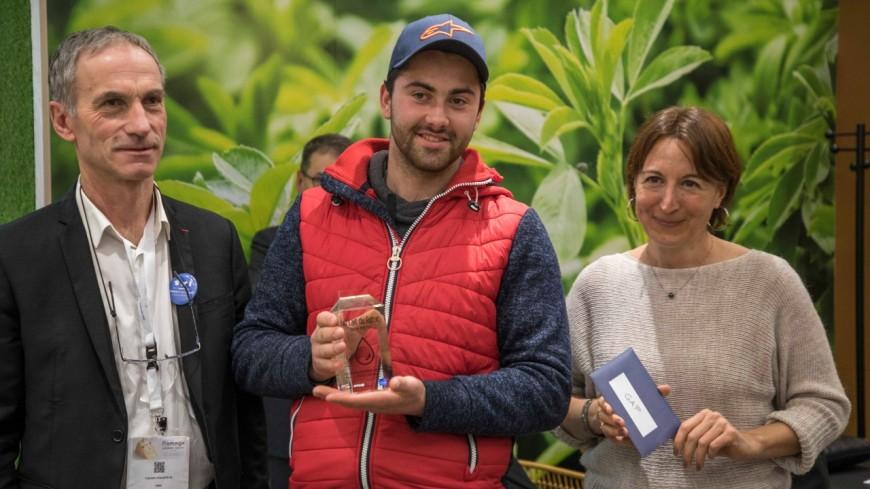 Hautes Alpes : le Lycée Agricole des Emeyères de Gap, vainqueur du 1er Prix du Concours « Lait du Futur »