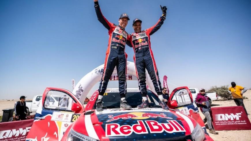Alpes de Haute Provence : victoire de Mathieu Baumel au Rallye du Qatar